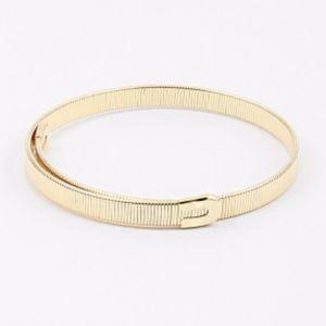 Jewelry - GOLD WRAP BRACELET